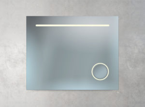 Hochwertiger LED Badspiegel Kosmetikspiegel