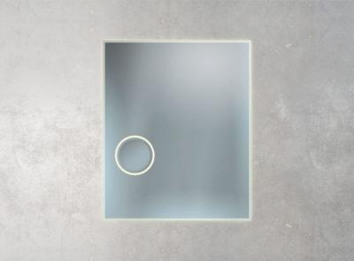 Lichtspiegel mit Ambientebeleuchtung