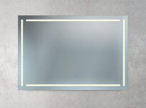 beleuchteter Spiegel