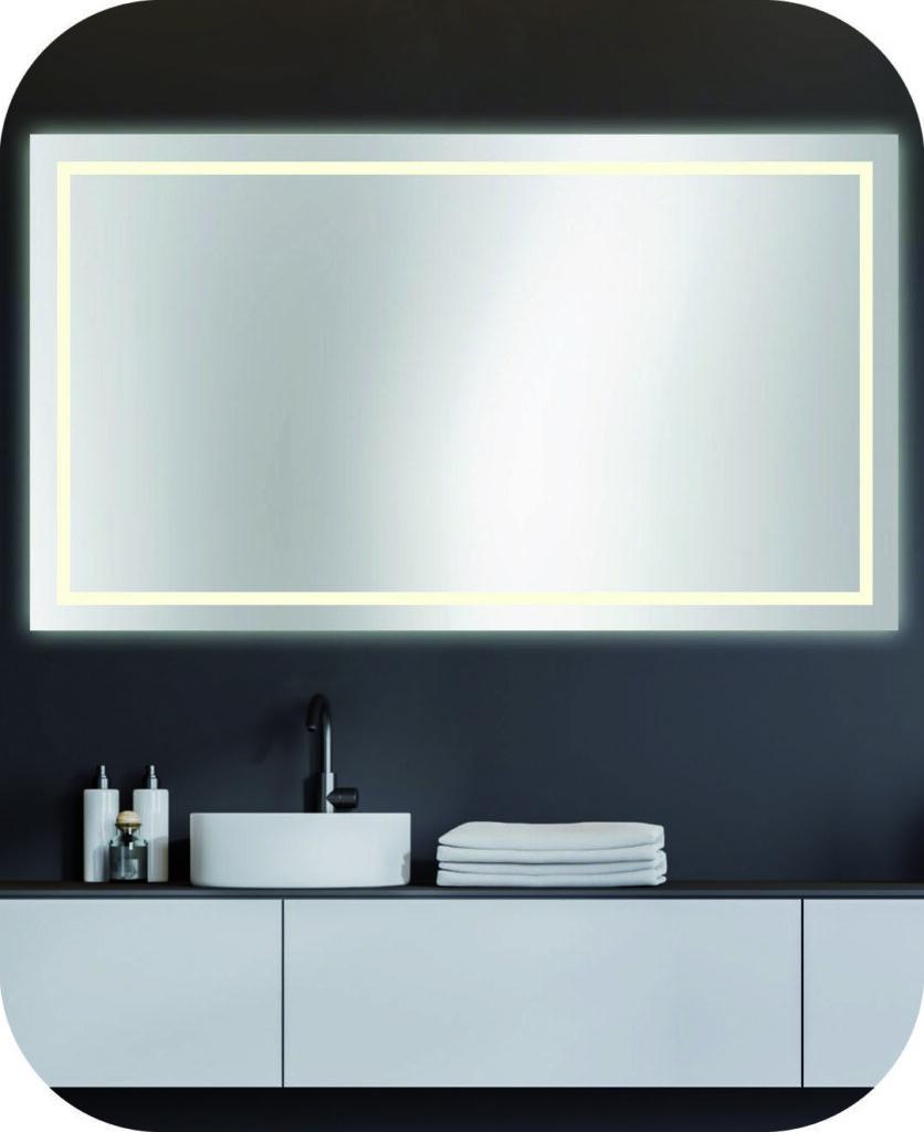 Hochwertiger Badspiegel